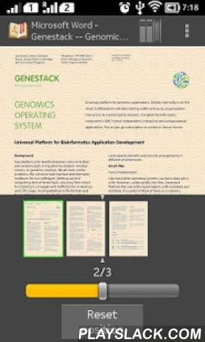 FBReader PDF Plugin  Android App - playslack.com ,  This is an additional module for FBReader book reader. Install it if you want read PDFs in FBReader.FBReader 2.0.4 or higher is required.The program is based on radaee (http://www.radaeepdf.com) PDF rendering engine. Dit is een extra module voor FBReader book reader. Installeren als je wilt lezen PDF's in FBReader.FBReader 2.0.4 of hoger is vereist.Het programma is gebaseerd op radaee (http://www.radaeepdf.com) PDF rendering engine.