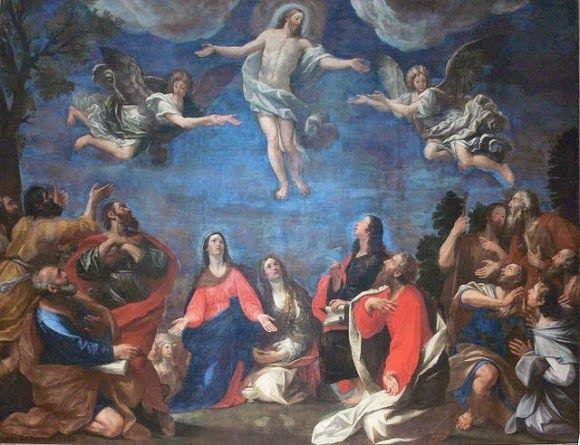 Spe Deus: A Ascensão do Senhor