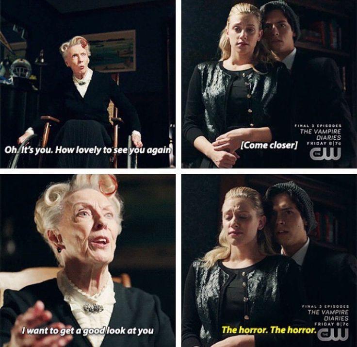 #Riverdale #Betty #Jughead