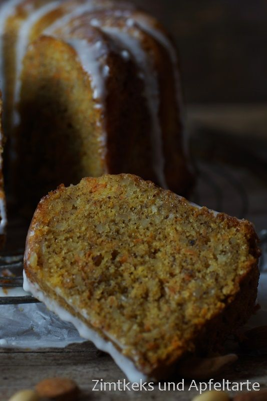 Carrot-Apple-Almond-Cake Karotten-Apfel-Mandelkuchen glutenfrei- Zimtkeks und Apfeltarte