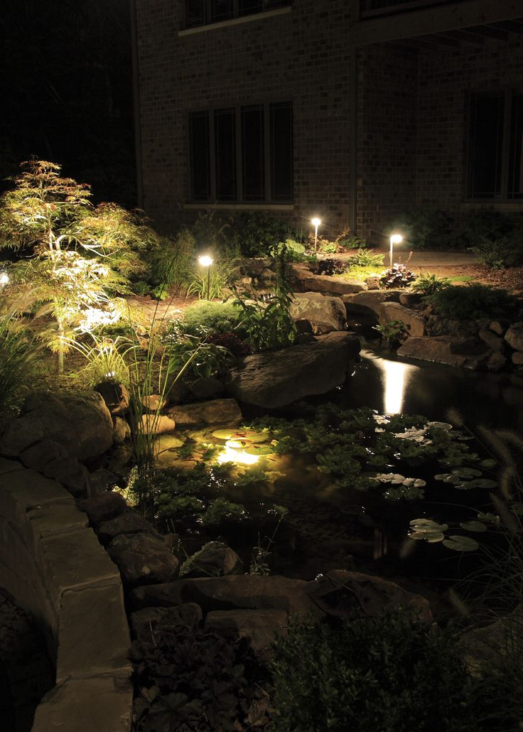 landscape lighting & 9 best LED Landscape Lighting u0026 Custom Landscape Lighting images ... azcodes.com