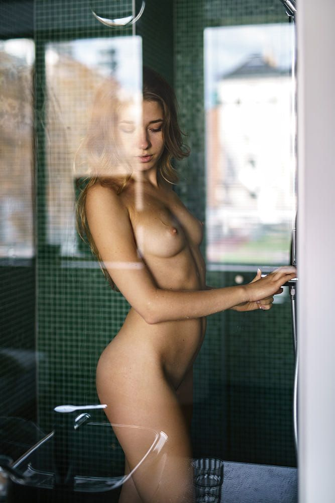 The Shower - Part II by EIKONAS Painting With Light on 500px
