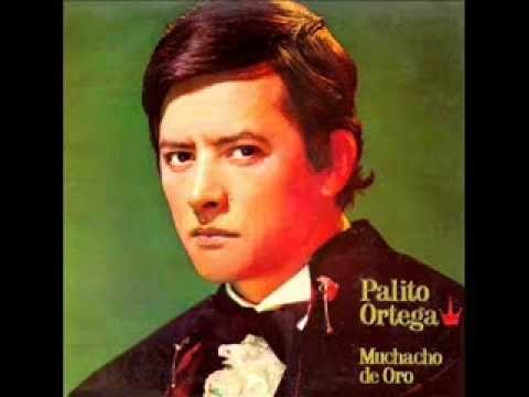 PALITO ORTEGA - ALBUM COMPLETO - MUCHACHO DE ORO - Lp Nº 19