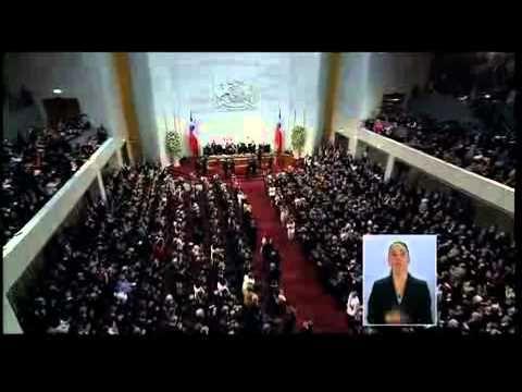 Michelle Bachelet, nueva presidenta de Chile