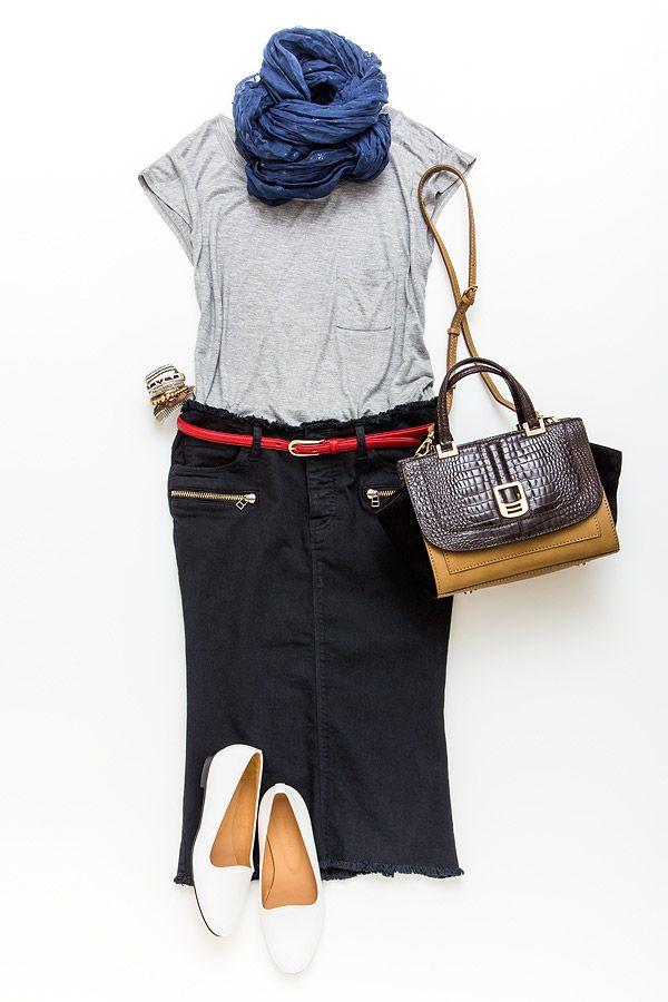 今週のレッスン:残暑の中、女性らしい秋トレンドの取り入れ方(ルミネ新宿 ルミネ2) | LUMINE MAGAZINE