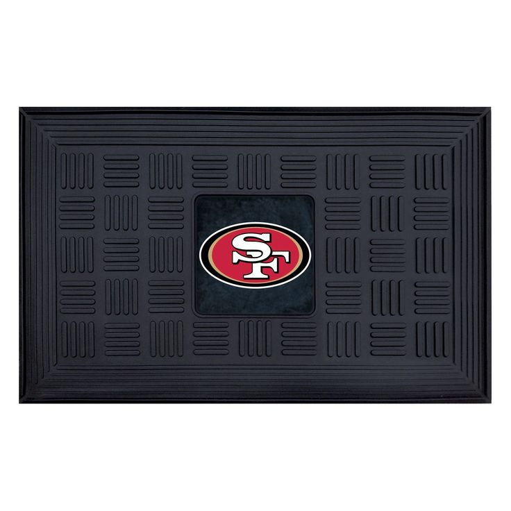 NFL Door Mat - San Francisco 49ers