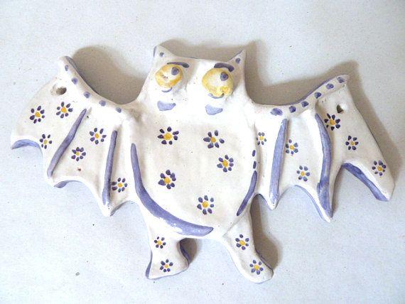 Pipistrello Fortunello. di LabLiu su Etsy, €18.00