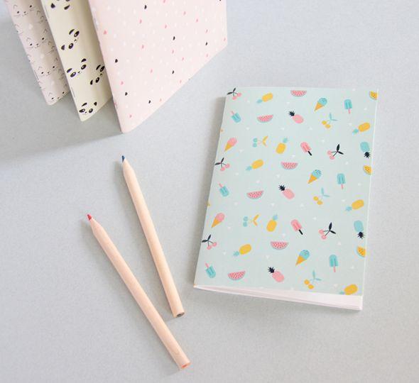 Notebook Tropical by Zü
