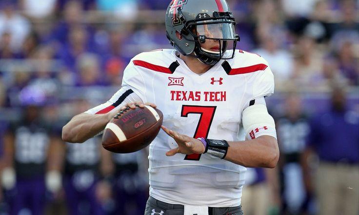 Texas Tech QB Davis Webb