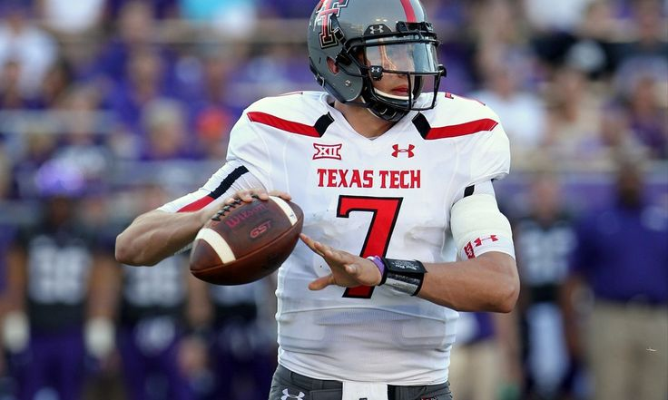 Texas Tech QB Davis Webb