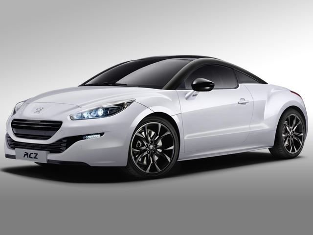Peugeot Reveals RCZ Magnetic Edition