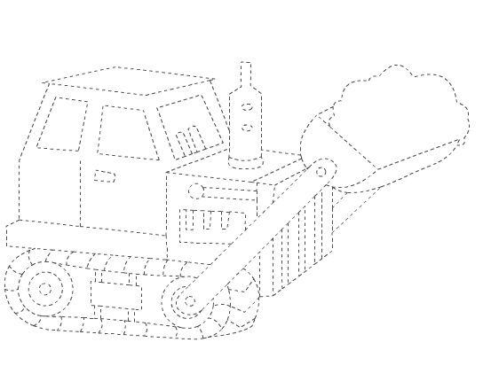bulldozer trace worksheet