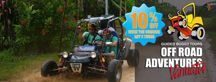 Things To Do In Vanuatu - Guided Buggy Tours Vanuatu - Off Road Adventures | Home