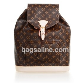 Louis Vuitton Monogram Canvas Montsouris Backpack GM M51135  $179.00