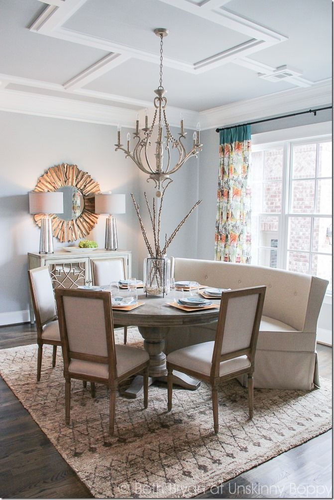17 Best Images About Dining Rooms To Dine In On Pinterest Table And Chairs House Of Turquoise