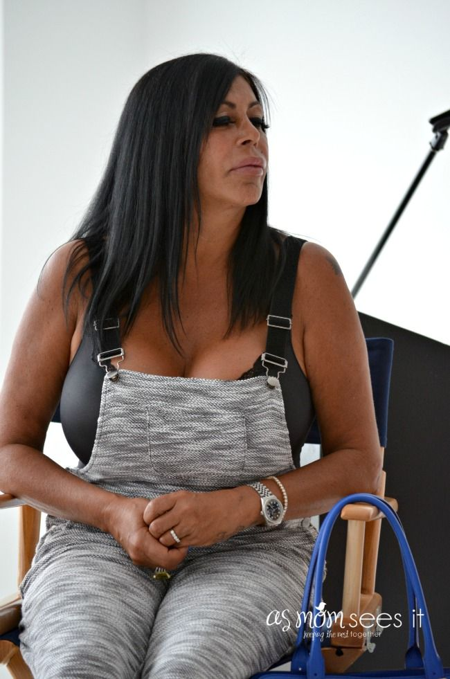 Big Ang from #MobWives, Miami Monkey #BBNYC #SweetSuite14