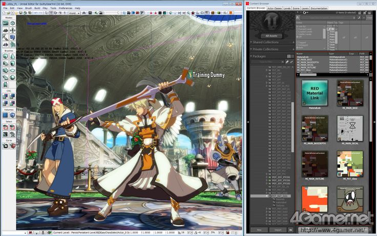 New Screenshots for Guilty Gear Xrd -SIGN- Detail PS3/PS4 Development Using Unreal Engine 3 | DualShockers