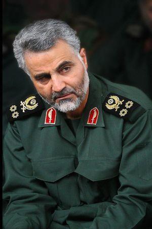 Qasem Soleimani organiza la defensa de las líneas iraquíes tras haber ayudado a Bachar El Asad a conservar el poder en Siria
