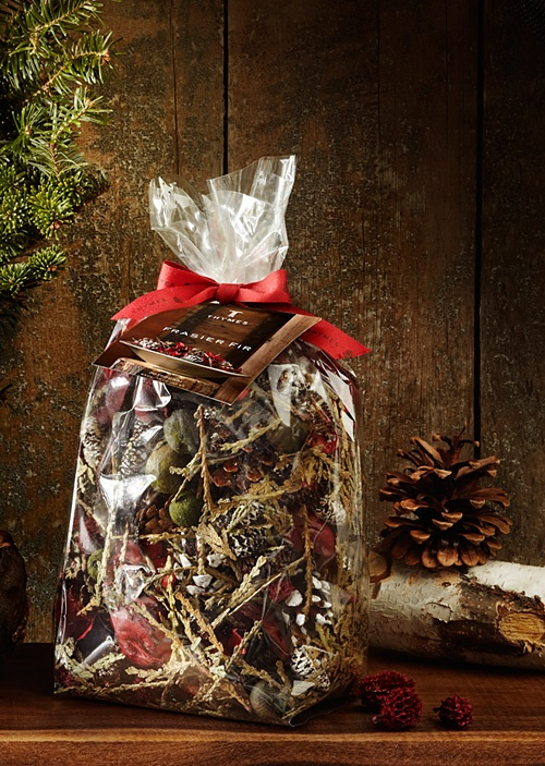 Pin-It-To-Win-It: Thymes Frasier Fir Potpourri
