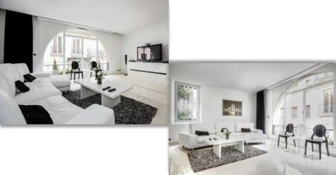 Paris 2 Bedroom Apartment - Vacation Home Rental