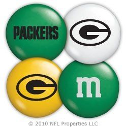 Green Bay Packers M'S® Candies: Amazon.com: Grocery & Gourmet Food