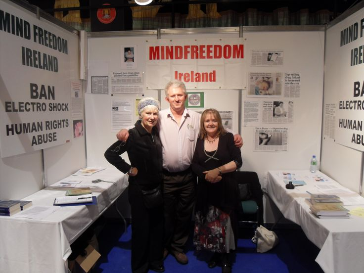 MindFreedom Ireland Opposes Forced Detention MindFreedom Ireland does not agree with forced detention of people.  We see it as a denial of t...