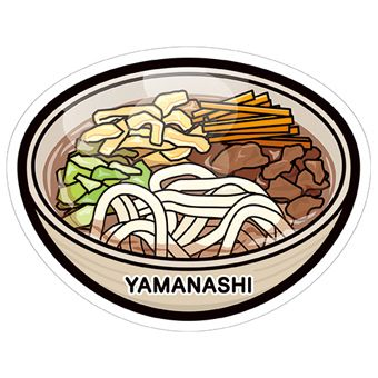 Gotochi Form card Yamanashi Prefecture | Post Office postal goods POSTA COLLECT