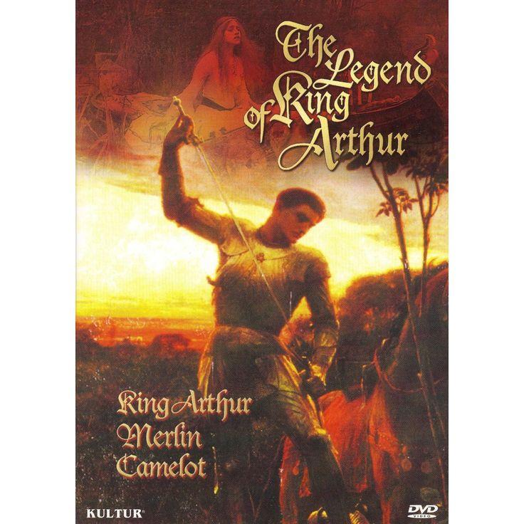The Legend of King Arthur: King Arthur/Merlin/Camelot [3 Discs]