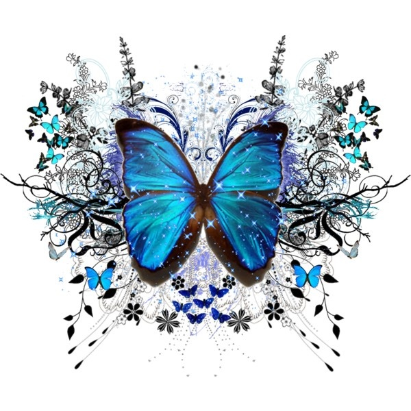 The butterfly whispered secrets of the sunlight's radiance to the midnight breezes; so the moonlight painted her wings the colors of the night, and daylight wondered at the beauty.