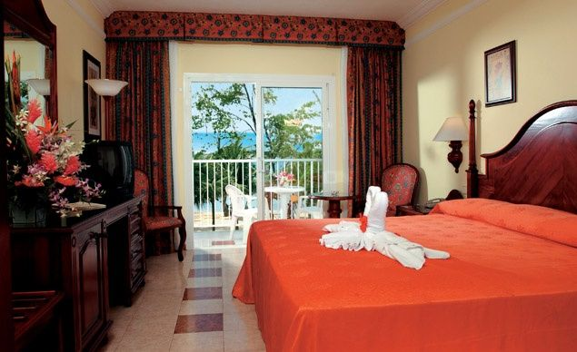 There are 420 guest rooms at ClubHotel Riu. (Courtesy Club Hotel Riu)