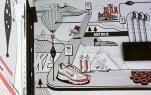 """Mengintip Mural """"Perjalanan Air Max"""" di Markas Nike   08/01/2015   KOMPAS.com - Musim panas 2014 lalu perusahaan desain ilovedust diminta melukis mural Air Max besar di kantor pusat Nike di Oregon. Markas besar perusahaan sepatu itu tampil cantik dan mengundang estetika!Mural ... http://news.propertidata.com/mengintip-mural-perjalanan-air-max-di-markas-nike/ #properti #proyek #desain"""