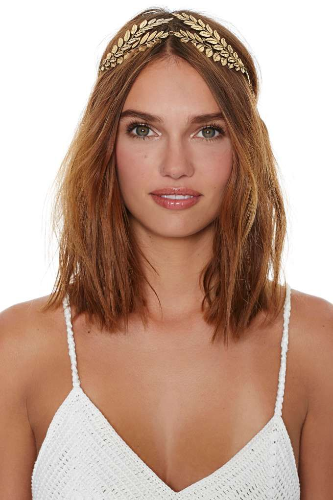 Love To Watch You Leaf Headband from #NastyGal… make this happen.  #TreatYourself #StyleAndPanache