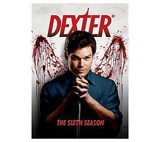 Dexter Season 6 Four-Disc Set DVD