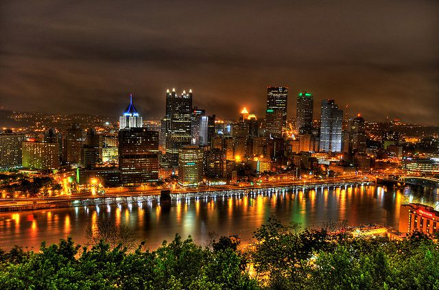 Pittsburgh Skyline |