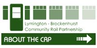 Lymington to Brockenhurst Community Rail Partnership (CRP)