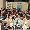 """Conférence : LoiretOrléans, une marque territoriale fédératrice (16/05/13) Réussir à fédérer l'agglomération,d'Orléans, le Conseil Général du Loiret et son agence de développement économique autour d'une marque territoriale, tel est le tour de force qui a présidé au lancement de la marque """"LoiretOrléans"""" et qui a passionné près de 70 adhérents de Com'45 le jeudi 16 mai dernier"""