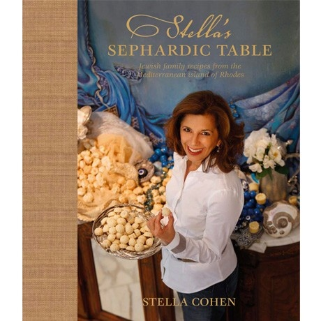 Stella's Sephardic Table is a treasure trove of inspiration for the soul, filled with over 250 sumptuous easy-to-follow recipes, all lavishly illustrated and garnished with anecdotes, Ladino sayings, essays and rare insights into family cherished tips and tricks traditionally passed from mother to daughter