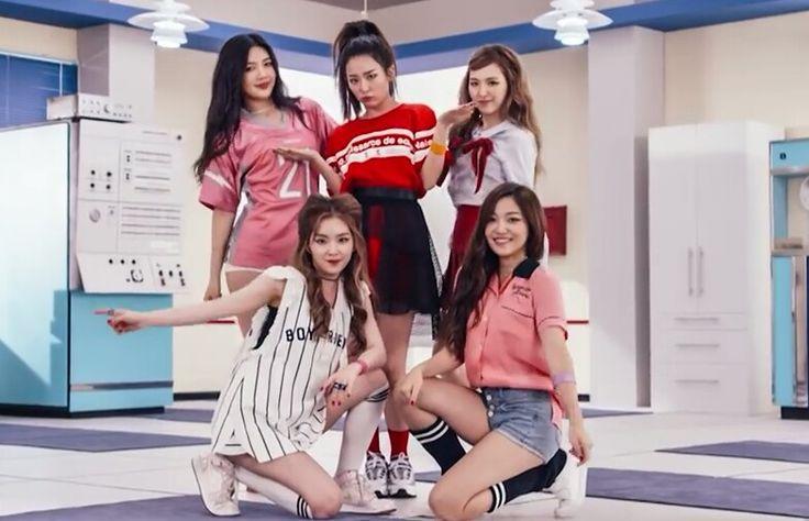 Red Velvet ◇•Dumb Dumb•◇
