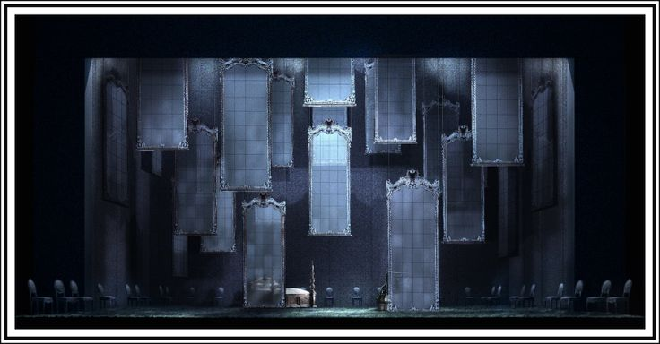 New Production: Don Giovanni - SF Opera (Oct - Nov 2011) First Set Design Images - Fura Dels Baus