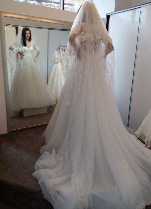 Rochia de mireasă a anului 2015