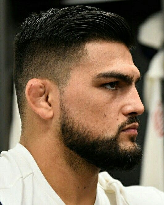 Jorge Masvidal Haircut