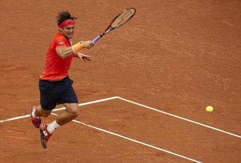 Djokovic aparta a David Ferrer de la final de Roma – Tenis – Noticias, última hora, vídeos y fotos de Tenis en lainformacion.com