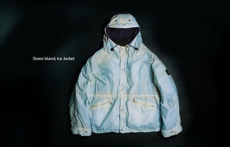 Stone Island, Ice Jacket