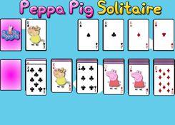 JuegosdePeppaPig.es - Juego: Solitario Peppa Pig - Jugar Online Gratis