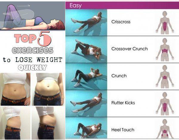 Oponka, brzuszek, boczki - NAJLEPSZE ćwiczenia na tę partię ciała!