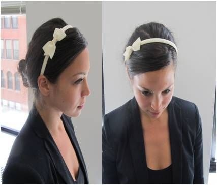 Headband How-To: Frizz-Free Humid Hairstyles in Under 5 Minutes