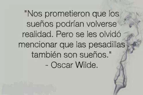 Oscar Wilde #citas en #español