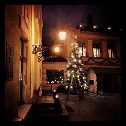 Turku, Finland's Christmas City ♡ Joulukaupunki tosiaan! Nyt odotetaan vain ensilunta.