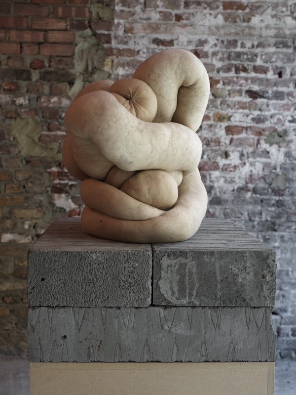 Sarah Lucas / NUD #6, 2009 Saw this in Tate St Ives on Tuesday, really interesting!