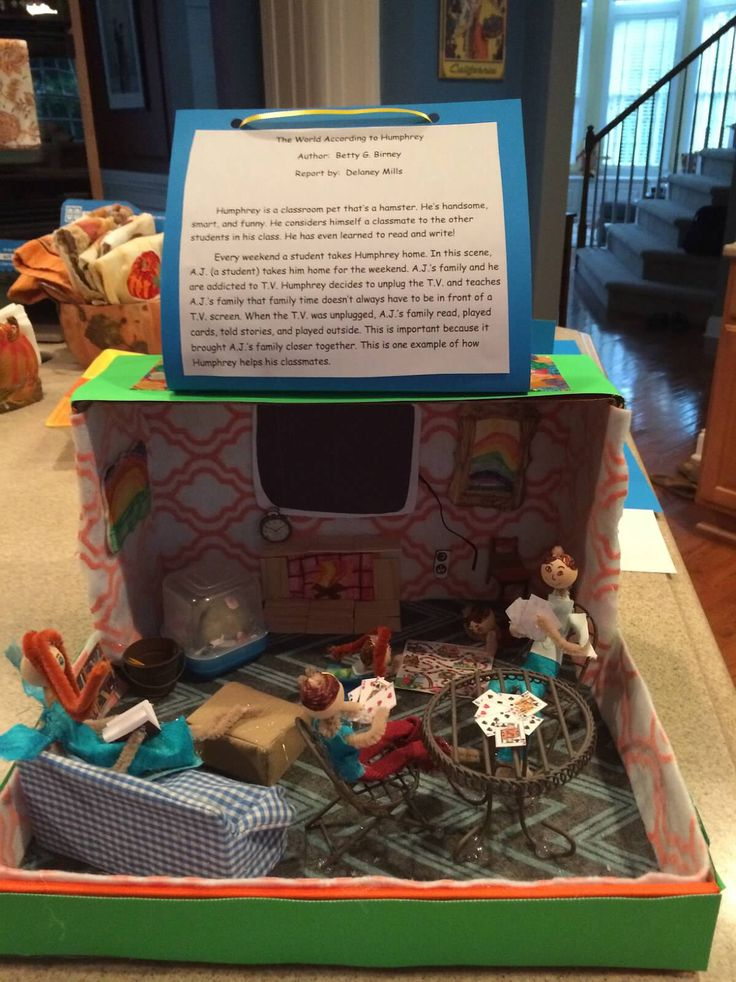 grade 8 book report project Follow these 8 simple steps to a great book report that will impress your  name,  the name of the book, and the class for which you are writing.